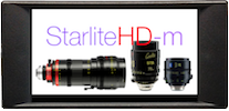 StarliteHD-m Transvideo camera metadata video assist oled monitor recorder lens reader