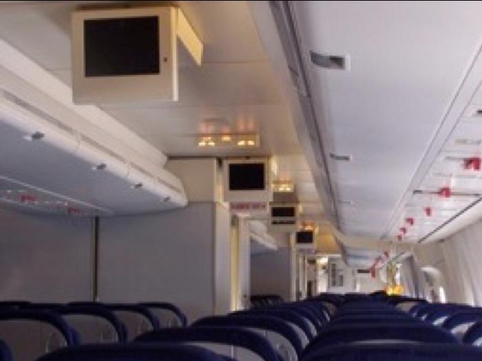 Retrofit B747 fleet Air France