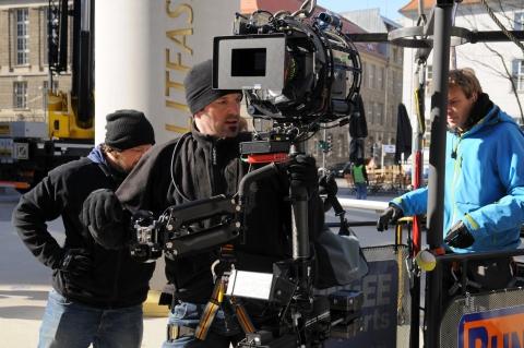 Benjamin Treplin - MK-V AR rig with CineMonitor SD in 2012