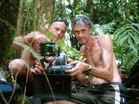 Promo commercial, French West Indies Islands, director Michel Meyer, 2012