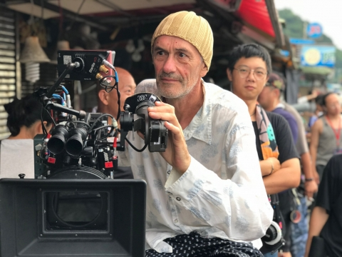 Shooting Money Boys in Taiwan; director C.B. Yi; French - Austrian -Taiwanese co-production; Arri Alexa Mini and StarliteHD