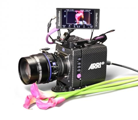 Transvideo StarliteHD-m monitor metadator 917TS0142 lens reader video-assist camera digital cinema