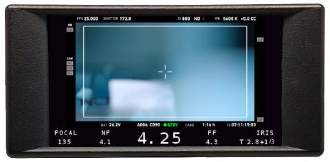 Transvideo Mini 3D Swing Arm For Arri starlite monitor