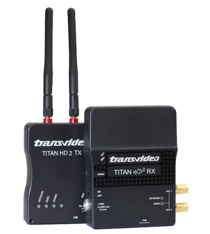 TitanHD2 Transvideo