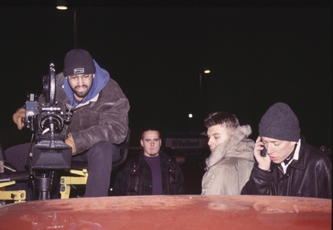 'The Death of the Seals' shot in 1998, with an ARRI BL 16 camera