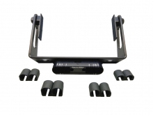 Transvideo universal multirod bracket kit for cinemonitorHD, Stargate, Rig systems