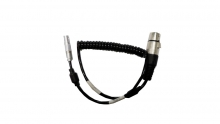 Transvideo XLR4-F to Lemo4 - Power for monitor on Artemis