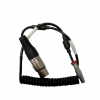 Transvideo XLR4-F to Lemo4 - Power for monitor on RED
