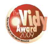 Transvideo Vidy Award 2009 - CinemonitorHD 3Dview