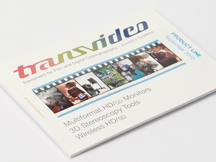Transvideo Catalog and Pricelist